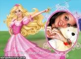 Moldura Espada Barbie