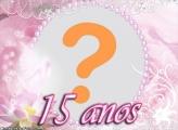Moldura Festa 15 Anos Debutante