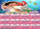 Calendário 2013 Jogos Ariel