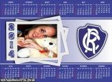 Calendário 2014 Remo