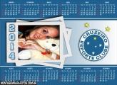 Calendário 2014 Cruzeiro