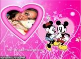 Paixão Minie e Mickey Disney