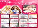 Calendário Barbie eo Segredo das Fadas 2016