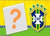 Moldura CBF Brasil