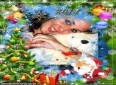 Cartão do Papai Noel 2014