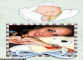 Moldura Soninho Baby