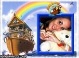 Arca de Noé Em Alto Mar