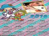 Calendário Patati Patatá 2014