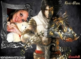 Moldura Prince of Persia