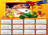 Calendário Mecanimais 2016