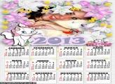 Calendário 2013 Marie