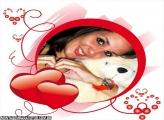 FotoMoldura de Amor