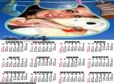 Calendário 2014 Babador Bebê