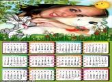 Calendário do Pernalonga 2016