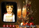Moldura Ano Novo 2018