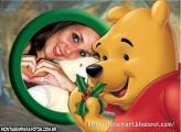 Pooh o Ursinho Moldura