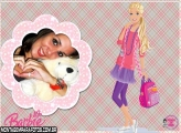 Barbie Blog FotoMoldura