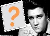 Moldura Elvis Pesley
