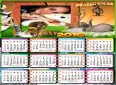 Calendário Filme Madagasgar 2016