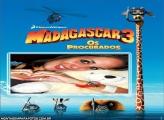 Filme Madagascar 3 Moldura