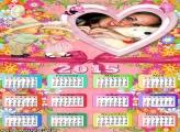 Calendário 2015 Crianças