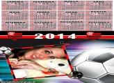 Calendário 2014 Flamengo