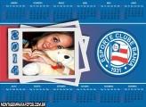 Calendário 2014 Futebol Bahia
