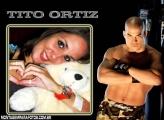 Moldura Tito Ortiz Lutador