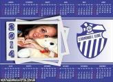 Calendário 2014 São Raimundo