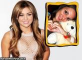 Moldura Miley Cyrus Sensual