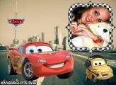 Moldura do Filme Cars