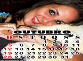 Calendário Outubro 2014