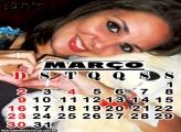 Calendário Março 2014