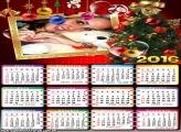 Calendário de Natal 2016