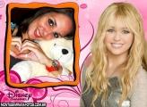 Hannah Montana Disney Moldura