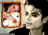 Moldura Michael Jackson