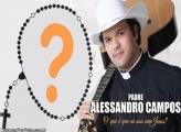 Moldura Padre Alessandro Campos