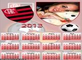 Calendário 2013 do Flamengo