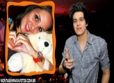 Show do Luan Santana Moldura