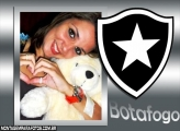 Moldura Escudo do Botafogo