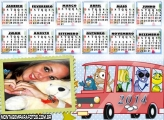 Ônibus Galinha Pintadinha 2014