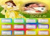 Calendário 2015 Bela