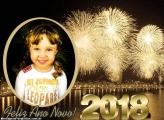 Viva 2018 Feliz Ano Novo