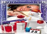 Moldura 25 de Dezembro