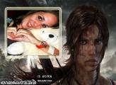 Moldura Tomb Raider