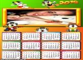 Calendário Gatinho Tigor 2016