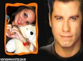 Moldura John Travolta