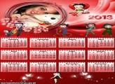 Calendário Betty Boop 2013