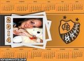 Calendário 2014 ACFB