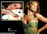 Rihanna FotoMoldura